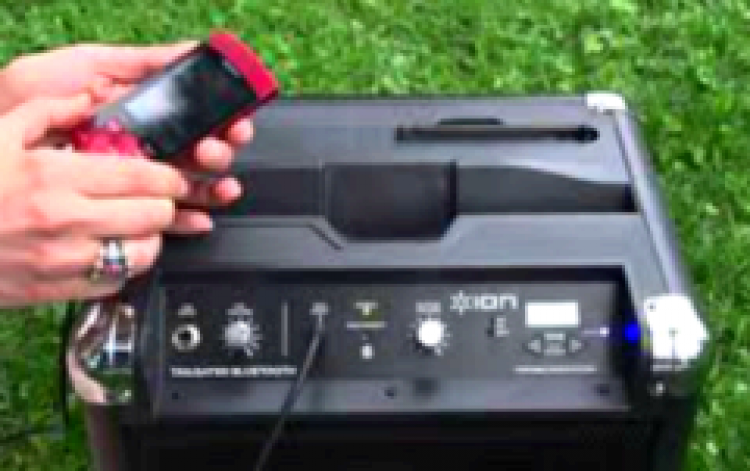 Bluetooth Ipod Karaoke Music