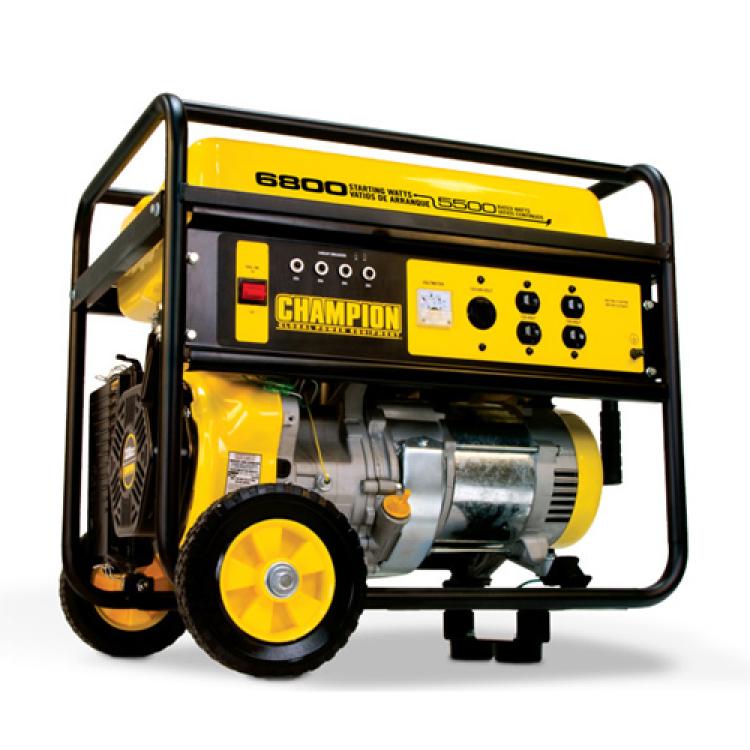 Large Champion Generator