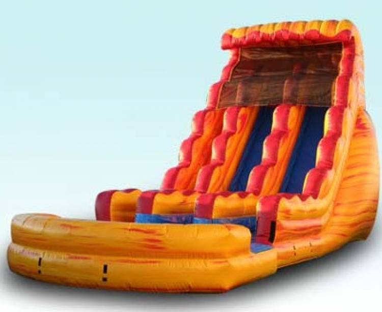 Water Games & Slip and Slides