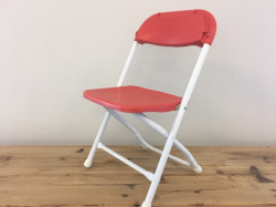 Children Chairs - Red