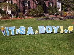 Newborn - It's A Boy