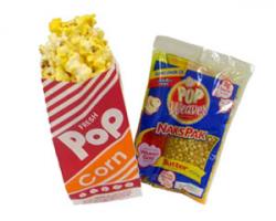 Popcorn Packs(5) + 30 Bags