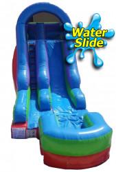 15 FOOT RETRO WATER SLIDE