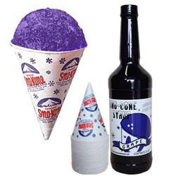Sno-Kone Grape (30 serv)