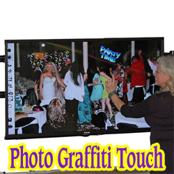 PHOTO GRAFFITI TOUCH