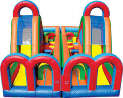 KIDS TURBO OBSTACLE COURSE