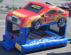 RACE CAR BOUNCE
