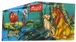 LION KING PANEL
