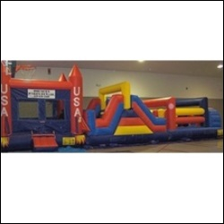 43' Obstacle Course