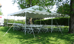 20 x 20 Pole Tent Package - T2020PL636B