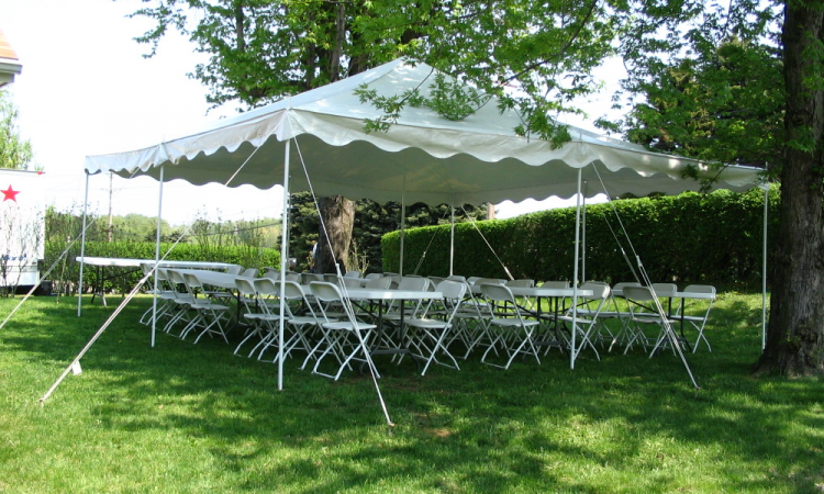 perfect tent rental Ravenna, OH