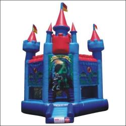 Castle Bounce - Brave Knight