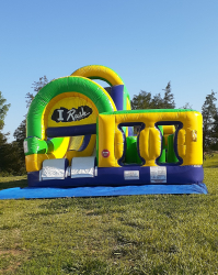 I-RUSH Obstacle Course