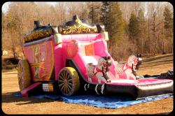Princess Carriage Combo (wet)
