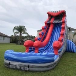 22ft Surfs Up Slide (Wet)
