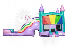 Glittery Unicorn Combo (Wet)