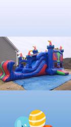 Blue Castle Combo (dry)