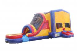 Primary Combo Water Slide