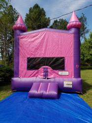 Pink & Purple bouncer