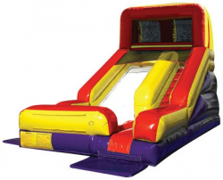 14' Party Slide wet