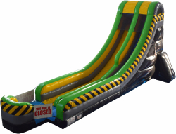 18' Big Splash Water Slide