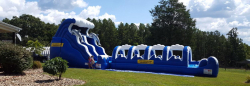 Extreme Double Drop Slip-N-Slide
