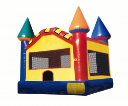 Castle II Bounce House