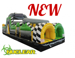 35' Nuclear Obstacle Course