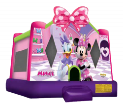 Minnie Mouse Moonwalk