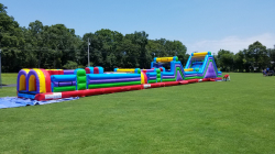 100ft Ultimate Obstacle Course