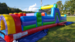 40ft Obstacle Course
