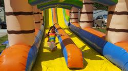 22ft Slide with Slip and Slide