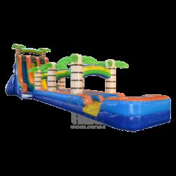 27ft Slide with Slip and Slide