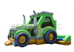 Tractor Combo Wet/Dry