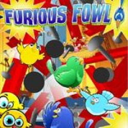Furious Fowl Frame Game