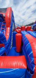 Single Lap Obstacle Challenge Left