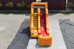 15ft Fire Slide (Wet)