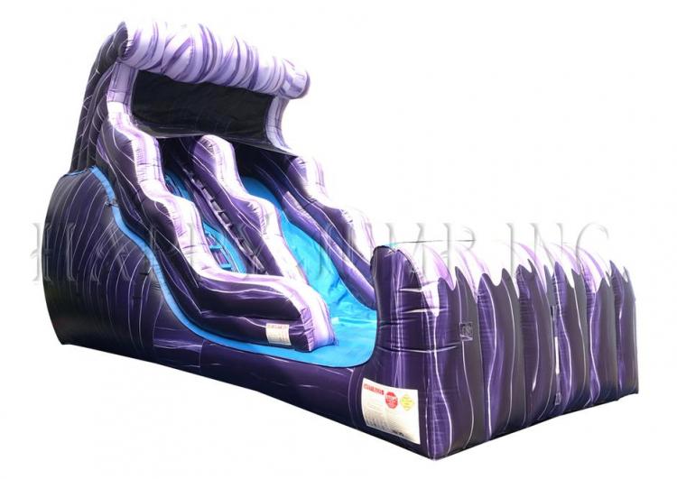 18ft Purple Plunge (Dry)