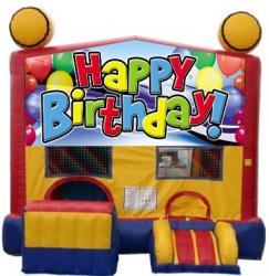Happy Birthday Modular with Slide