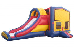 Extreme Circus Bouncer with Slide