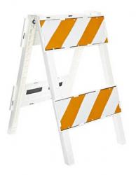 Foldable Walkway Barricade
