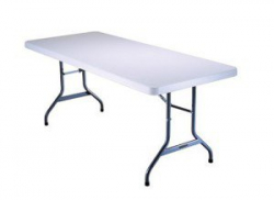 6 ft Rectangular Tables