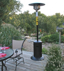 Free Standing Outdoor Heater