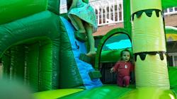 Amazon Jungle Combo with Slide