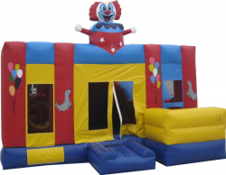 4 in 1 Circus with Slide