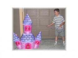 Inflatable Princess Ring Toss