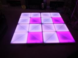 9.5 X 13 LED Dance Floor