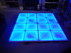 13 x 16 LED Dance Floor