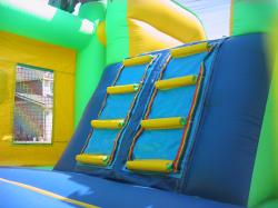 Safari Bouncer with Slide