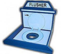 Flusher